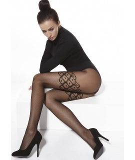 LUCY Patterned tights