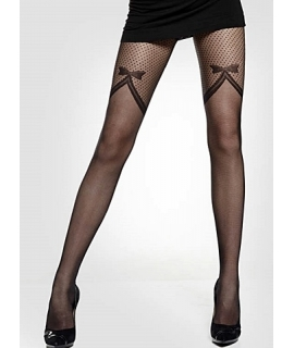 JUSTINE Patterned tights