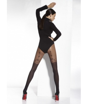 KINGA Patterned Tights
