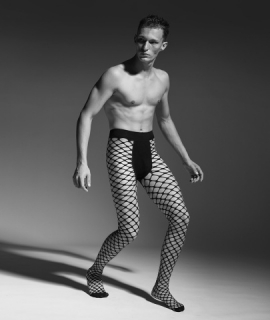 FISHNET TIGHTS  MEN