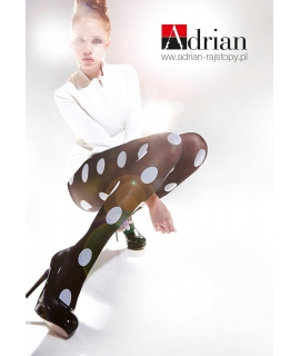 SPOTS Patterned tights