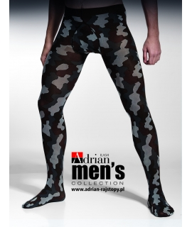 MEN LEGGINGS 60 DEN MORO/colors