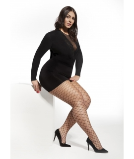 OCTAGON Fishnet tights 40 Den