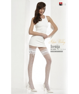 AVENIJA Wedding tights