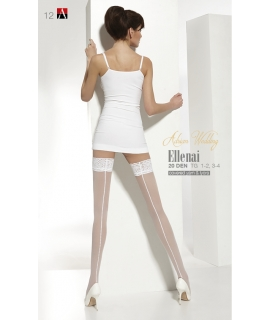ELLENAI Wedding Stockings