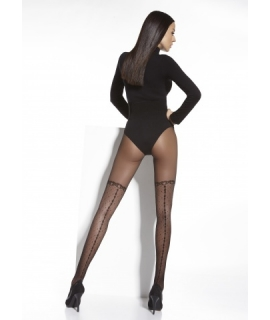 CHANTAL Patterned tights